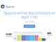 Google、また1つソーシャルサービスを終了──「Spaces」を4月17日に完全停止へ