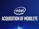 Intel、自動運転のMobileyeを約1兆7600億円で買収