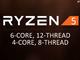 AMD、Intel「Core i5」対抗の「Ryzen 5」を4月11日に169〜249ドルで発売へ