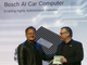 NVIDIA、自動車部品メーカーBoschと完全自動運転車で提携