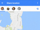 Googleマップに(また)自分のリアルタイム位置情報共有機能 プライバシー重視