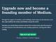 Medium、月額5ドルの広告なしプラン始動 「崩壊したメディアを修復する」とウィリアムズCEO