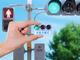スイッチで光る「ミニチュア信号機」登場 日本信号と公式コラボ
