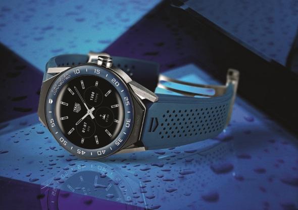 innovative design 7dfe4 a42d2 タグ・ホイヤーの新スマートウォッチに「満充電表示にならない ...