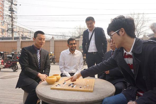 囲碁AI「AlphaGo」とトップ棋士...