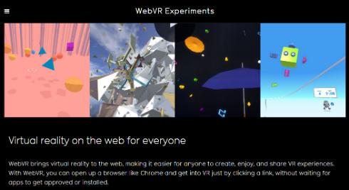 webvr 1