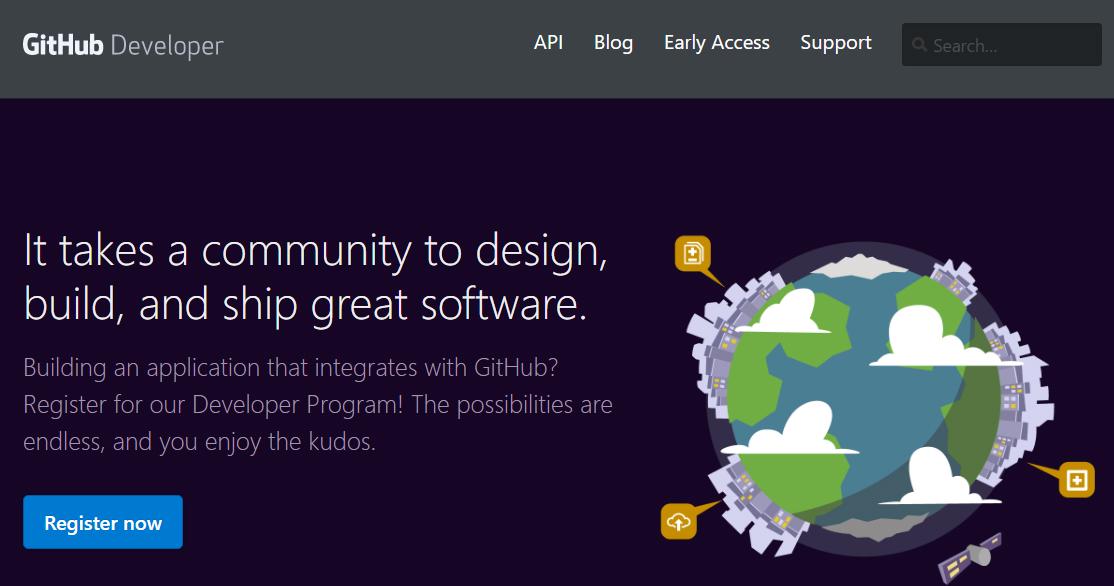 GitHub、無料アカウントのユーザーにもDeveloper Programを解放。APIを使ったGitHub連携 ...