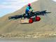 """一人乗り""""空飛ぶ車""""「Kitty Hawk Flyer」、年内発売へ"""