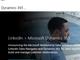 Microsoft、「Dynamics 365 for Sales」と「LinkedIn Sales Navigator」を統合