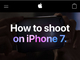 Apple、「iPhone 7」カメラチュートリアル動画16本一挙公開