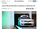Alphabet傘下のWaymoと配車サービスLyft、自動運転で提携
