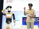 ロボット警察官「Robocop」、ドバイ警察が正式雇用
