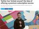 Twitterの有料化はあり得る? ドーシーCEO「検討している」