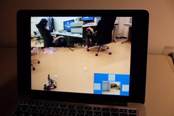 東京農工大学ロボット