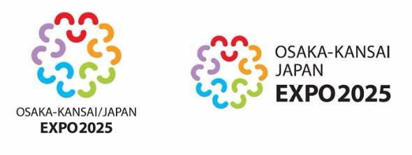 「2025日本万国博覧会」誘致ロゴ