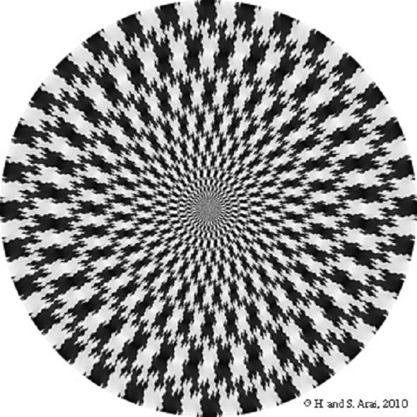 """6983d76e14c 錯視画像から「数学」で""""錯視""""を取りのぞけるってホント? - ITmedia NEWS"""