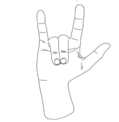 finger 1