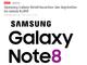 「Galaxy Note8」は9月後半発売で価格は史上最高?