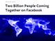 FacebookのMAUが20億人突破