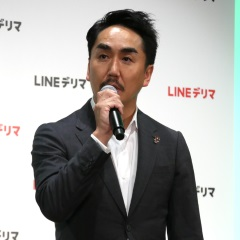 LINEの出澤剛社長