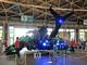 ロボカップ2017名古屋世界大会:巨大「カブトムシ」型ロボットに搭乗してきた 製作に11年、たった一人で