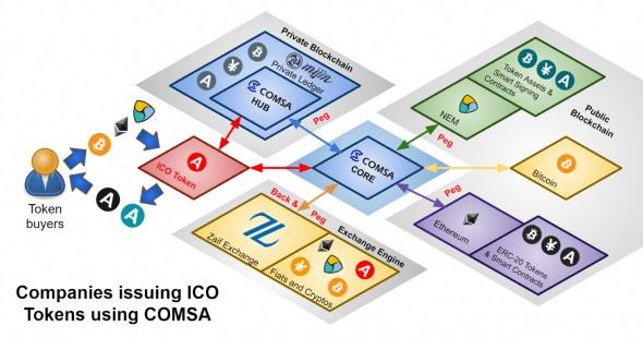 COMSAの概略図