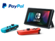 「Nintendo Switch」、ゲーム購入でPayPalでの支払い可能に