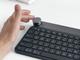 Logitech、「Surface Dial」のようなコントローラー付きキーボード「CRAFT」発売