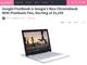 新Chromebook「Pixelbook」は1199ドルからで別売スタイラスあり──Droid Lifeがリーク