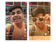 Instagram、ライブ動画でもAR顔フィルタ利用可能に