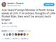 Twitter、なぜトランプ大統領の「ロケットマン」ツイートを削除しないかを説明