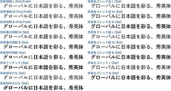 Adobe Typekit