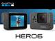 GoPro、独自開発「GP1」プロセッサ搭載の「HERO6 Black」、5万9000円で発売