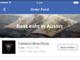 Facebook、フードデリバリー(出前)サービス開始