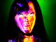 太田智美がなんかやる:自分の顔をキャンバスに 顔に投影する「4Kプロジェクションマッピング」を体験してきた