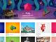 Google、AR/VR向け無料3Dオブジェクトライブラリ「Poly」