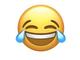 Appleの英語圏ユーザーが一番使う絵文字は「泣き笑い顔」 7位にはドクロも