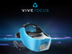 HTC、スタンドアロンVRヘッドセット「Vive Focus」と新VRプラットフォーム「Vive Wave」発表
