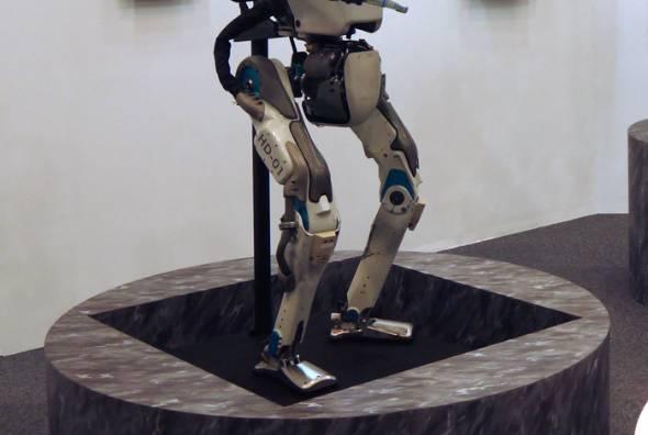 Atlas日本初展示
