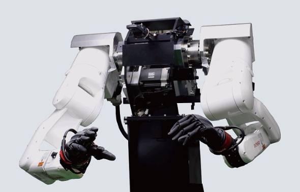 マルチモーダルAIロボット