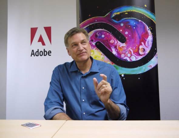 「Adobe Sensei」API公開