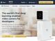 Amazon、ディープラーニング向けビデオカメラ「AWS DeepLens」を249ドルで発売へ