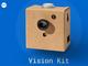 Google、Raspberry Pi(別売)で動くAIカメラ「Vision Kit」を45ドルで予約開始