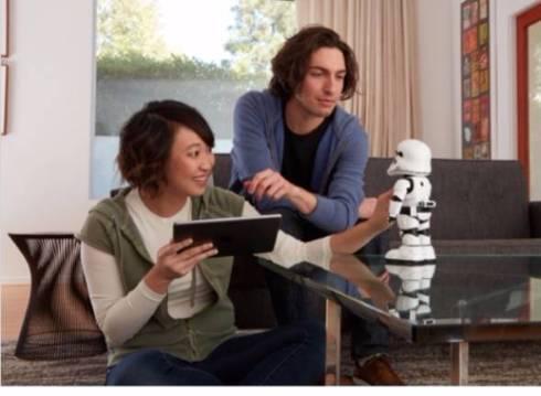 ロボット「First Order Stormtrooper」