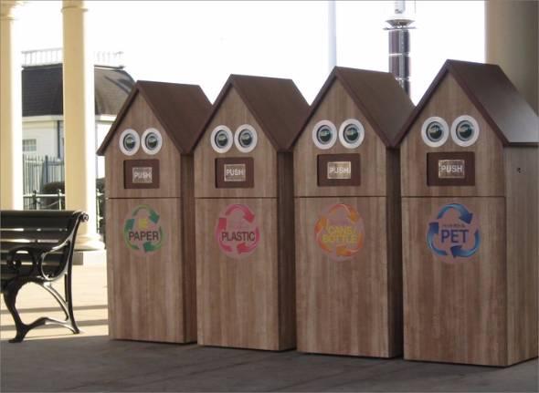 スマートゴミ箱