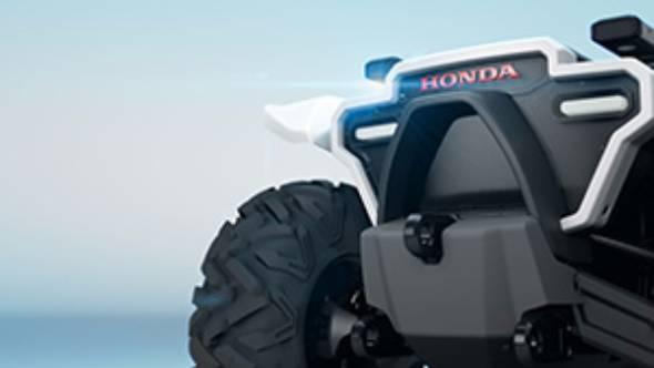 HondaロボットCES