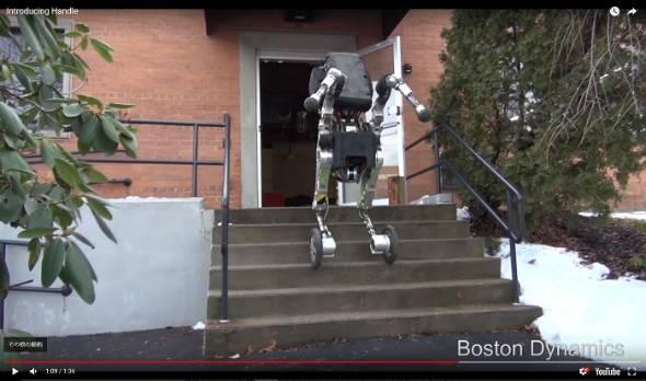 Boston Dynamicsまとめ