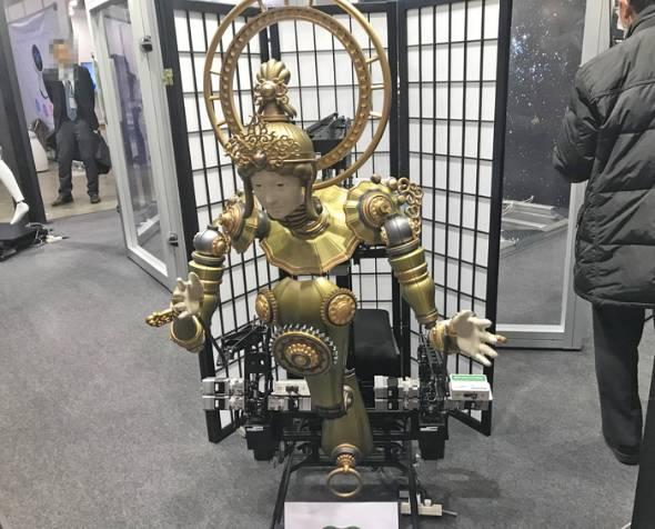 2017年変なロボット