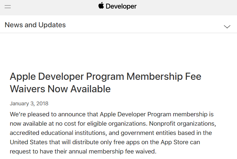 apple developer program 99   itmedia news