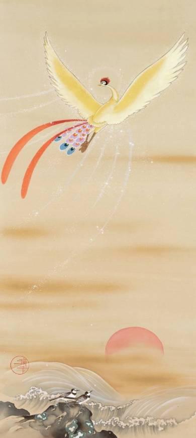 高島屋展覧会「ぼくらが日本を継いでいく-琳派・若冲・アニメ-」